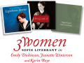 Breakfast Music: 3 Women - Sofie Livebrant, Thurs 12th May 09:00